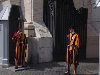 ローマ法王の衛兵