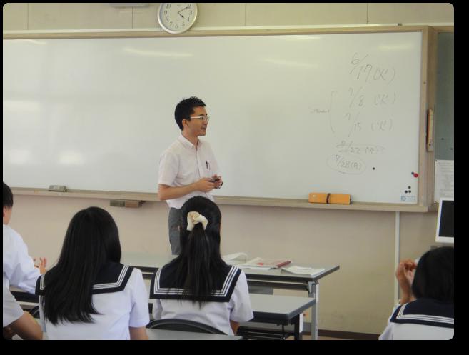 同行していただく杉本先生です。